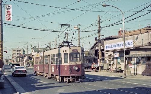 061 -->路面電車: 昭和の記憶と復活蒸機